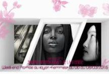 """Week-end promos pour célébrer la Journée de la femme / Week-end promos sur le rayon """"Femmes"""" de la BoutiKaymaman ! http://boutik.kaymaman.com/5-femmes-only4ladies"""