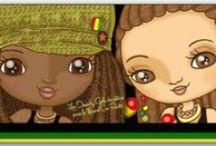 Nouvel An Rasta pour les Dready Girlz ! / BoutiKaymaman fête le Nouvel An Rasta et vous annonce le retour des Dready Girlz ! Pour découvrir sous quelle forme, cliquez sur ce lien : http://boutik.kaymaman.com/4-born-to-be-kids