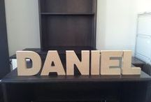 MDF Letters / MDF Displays can manufacture small and large MDF letters