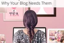 tips & hints pinterest/blogging / helpful tips and hints for my blog