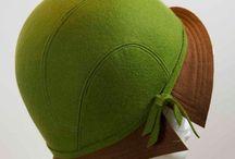 Inspiring hats