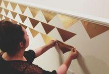 DIY nice ideas / collaborative board run by designers
