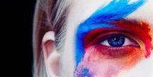 Make up / à vos pinceaux ! / Make up, maquillages inspirants
