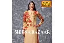 New Collection !! / #lehnga #suits #kurti #meenabazaar #party #wedding #festive