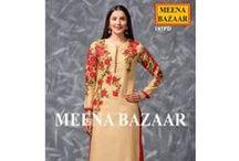 New Collection !! / #lehnga #suits #kurti #meenabazaar #party #wedding #festive