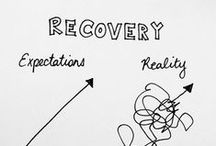 Addiction Recovery and Support / Offering strength, support and inspiration for individuals and loved ones of individuals who are working on overcoming an addiction.