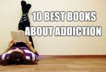 Books, TV, Film and Music on Addiction / A collection of the best books, tv shows, film/movies and music on addiction, a topic that impacts us ALL.