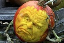 Master Carving / Draw inspiration from spectacular pumpkins crafted by the best, brightest and most creative carvers out there.