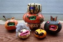 Spooktacular Pumpkins for Kids / We've got the spookiest, silliest, most outrageous pumpkins sure to inspire and thrill the under 12 set.