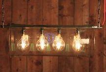 Lighting Design / We love bespoke lighting design and here's some great designer lights
