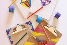 Stationery Makes / Make your own stationery favourites with our top picks.