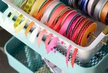 Craft Storage & Organisation / Always be organised with these crafty storage solutions.