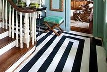 Floor Revamps / Upcycle and decorate to achieve a revamped floor in your home.