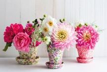 Flowers & Plants / Display and styling ideas for flowers and plants in your home or garden!