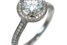 Engagement Rings / Engagement Rings custom designed by Gary Shteyman at Personastyle.com