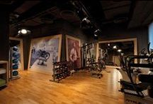 Gym interior ideas / mood