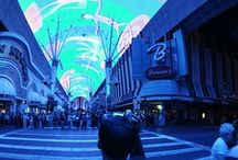Viva Vision Light Show Attraction / by Fremont Street Experience Las Vegas
