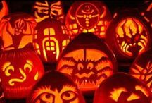 Host a Pumpkin Carving Party / It's the most wonderful time of the year- pumpkin carving season! Host your family and friends for frighteningly delicious tastes, tricks, treats and creative carvings.