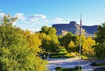 Happy Fall, Y'all / This has to be one of our favorite seasons. So much color on campus! / by Colorado School of Mines
