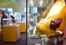Geology Rocks at the Mines Geology Museum / Home to one of the state's two Goodwill moon rocks collected during the Apollo 17 mission, the Geology Museum was started in 1874 and displays mineral, fossil, gemstone, meteorite and historic mining artifact exhibits on two floors