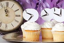 New Year's Eve Crafts / Have a party like never before with these New Year's Eve party crafts and ideas.