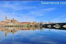 Calles, plazas, monumentos... Salamanca.