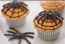 Simply Create Halloween Treats / Devilishly decadent treats from our friends at Simply Create help your Halloween dessert platter come to life.