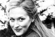 Meryl Streep / by Hope Macdonough