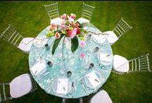 Manteles de boda // Tablecloths for a wedding | Goyo Catering / Ideas para elegir los manteles de boda // Ideas for choose the tablecloths for a wedding | Goyo Catering