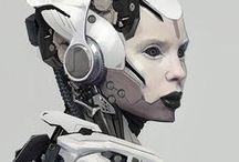 Cyberpunk / Sci-Fi (micro) / characters