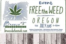 Weekly Specials At Breeze / Our weekly specials at Breeze Botanicals Herbal Dispensary in Gold Hill, Or