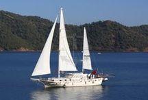 PERFECT LIFE / #gulet, #yacht, #bluevoyage, #yachtcharter, www.cnlyacht.com