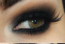 Occhi truccati ❤️