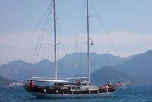 BERRAK SU / #gulet, #yacht, #bluevoyage, #yachtcharter, www.cnlyacht.com