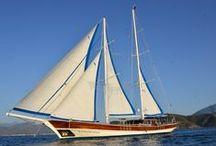 KAYHAN KAPTAN / #gulet, #yacht, #bluevoyage, #yachtcharter, www.cnlyacht.com