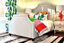 Colorful Decorating / Bold and colorful home decor inspiration