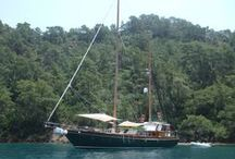 FREYA / #sailing, #yacht, #bluevoyage, #yachtcharter, www.cnlyacht.com