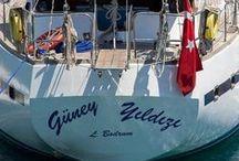 GUNEY YILDIZI / #sailing, #yacht, #bluevoyage, #yachtcharter,  www.cnlyacht.com