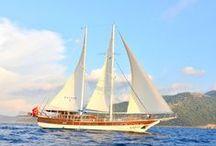 KAYHAN 8 / #gulet, #yacht, #bluevoyage, #yachtcharter, www.cnlyacht.com