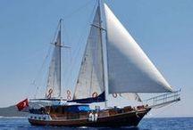 MERT BEY 1 / #gulet, #yacht, #bluevoyage, #yachtcharter, www.cnlyacht.com