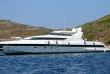 MINA / #motoryacht, #yacht, #bluevoyage, #yachtcharter, www.cnlyacht.com