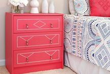 Ikea Furniture   Hacks / Who doesn't love a good Ikea?! Inspiration on how to make your Ikea stuff look better