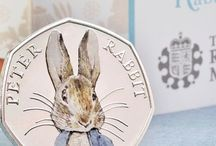Beatrix potter / A love of mine since early childhood, and now a favourite of my own children's, pure magic x