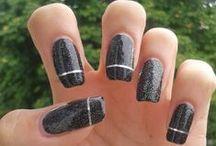 My wacky nails