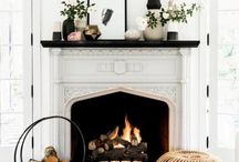 Fireplace Decor and Styling