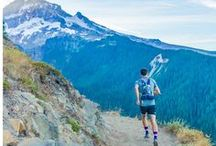 Workouts for Hiking and Backpacking / Endurance workouts for mountaineering training. Some of my fav cardio workouts, hiking workouts, climbing workouts, and endurance quotes. Let's boost that aerobic capacity.