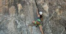 Rock Climbing / The best rock climbing photography, plus techniques, gear, workouts, and tips for beginners.