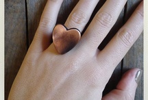 { PDD Rings } / Handmade by Pickle Dog Design. ©All rights reserved.