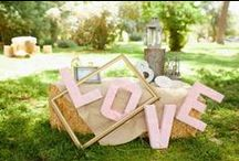 M&C wedding ideas / by Sherry Nesbit Evans