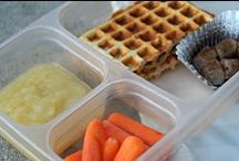 Healthy School Lunches - Juggling Real Food and Real Life / Real Food Lunches - Perfect for all ages.